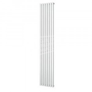 Plieger Siena Enkele verticale radiator (318x1800) 766 Watt Wit