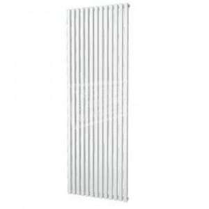 Plieger Siena Enkele verticale radiator (606x1800) 1422 Watt Wit