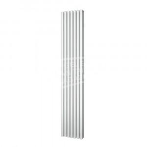 Plieger Siena Dubbel verticale radiator (318x1800) 1096 Watt Wit
