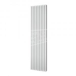Plieger Siena Dubbel verticale radiator (462x1800) 1564 Watt Wit