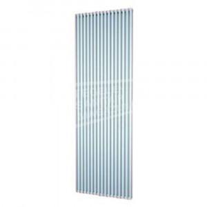 Plieger Venezia M Dubbel verticale radiator (532x1970) 2148 Watt Wit