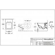 Villeroy & Boch Omnia Architectura - Diepspoel (37x41x53)
