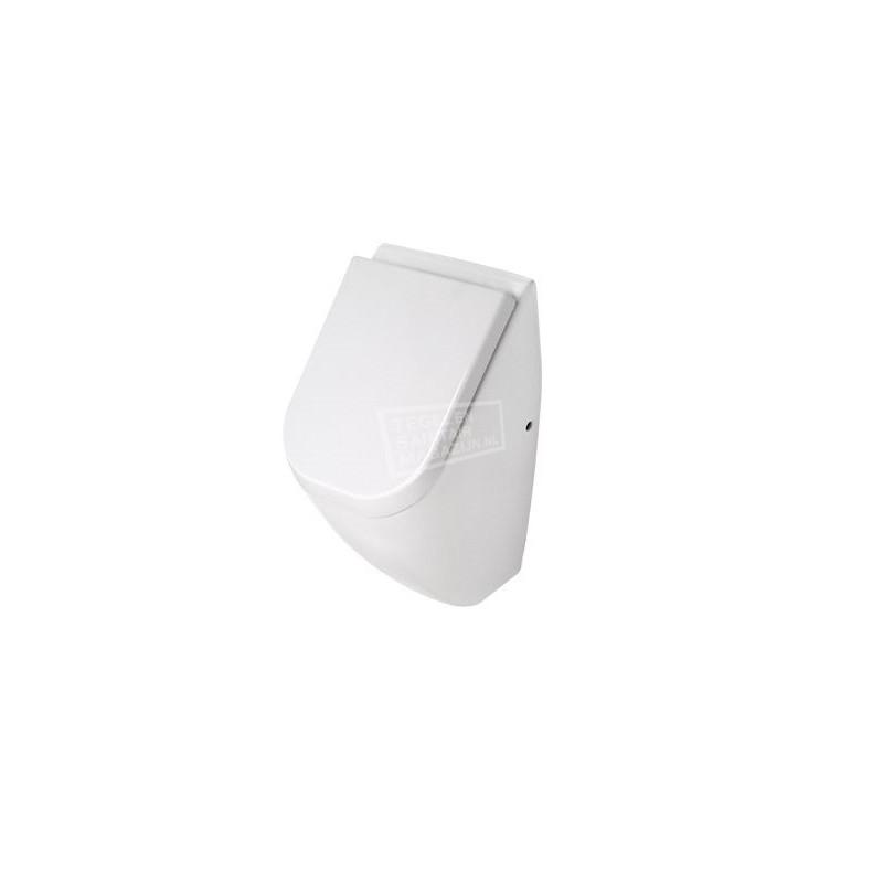 Plieger Pure Wandurinoir met deksel Wit (30x56x32) (achterinlaat)