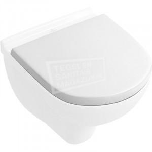 Villeroy & Boch O.novo Compact toiletzitting wit