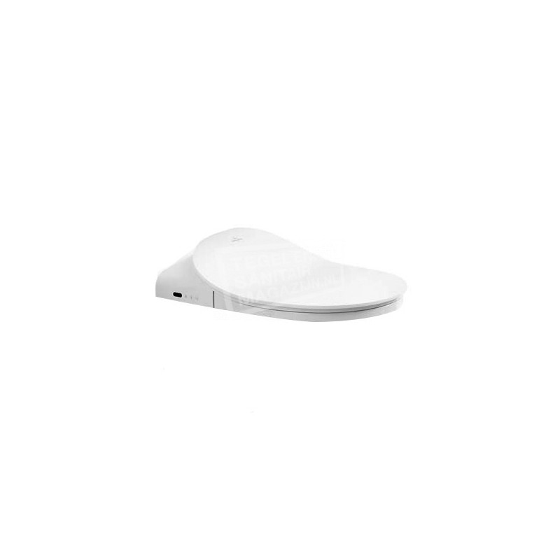 Villeroy & Boch Subway 2.0 ViClean toiletzitting wit