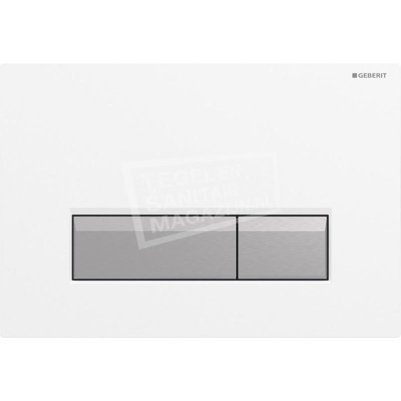 geberit sigma 40 bedieningsplaat voor up320 wit tsm. Black Bedroom Furniture Sets. Home Design Ideas