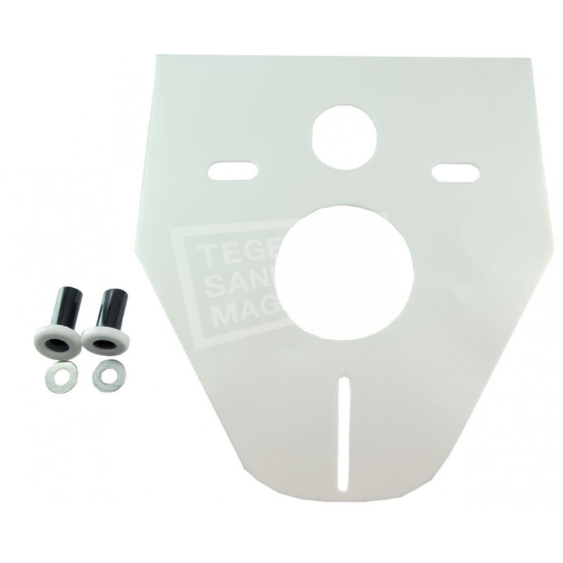 Wandcloset isolatie-set