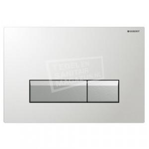 Geberit Sigma 40 bedieningsplaat voor UP320 Wit