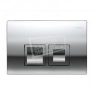 Geberit Delta-50 drukplaat geschikt voor de UP100