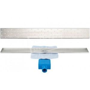 Aqualux Seattle 70 cm zonder flens met designrooster