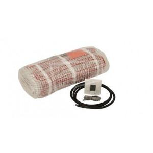 TNS Heat 1m² elektrische vloerverwarming 150 Watt met klokthermostaat