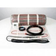 TNS Heat 2,5m² elektrische vloerverwarming 375 Watt met klokthermostaat