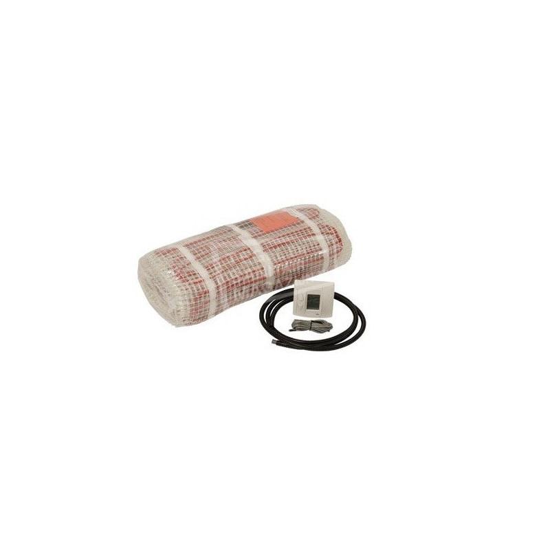 Plieger Heat 5m? elektrische vloerverwarming 750 Watt met klokthermostaat
