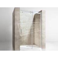 Gradara Clear Move Schuifdeur (140x200 cm) 8 mm Dik Helder Glas
