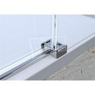 Gradara Clear Move Schuifdeur (160x200 cm) 8 mm Dik Helder Glas