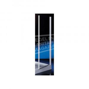 Plieger Royal Draaideur (90x185 cm) Chroom 6 mm Dik Helder Glas