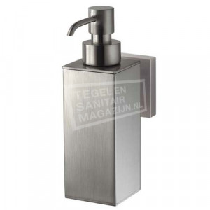 Mezzo TEC RVS zeepdispenser