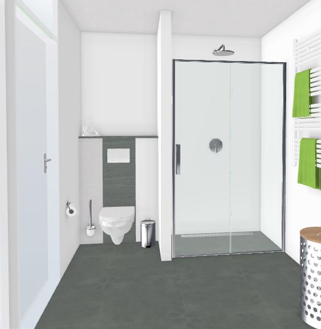 Kosten badkamer 5m2 digtotaal - Badkamer in m ...